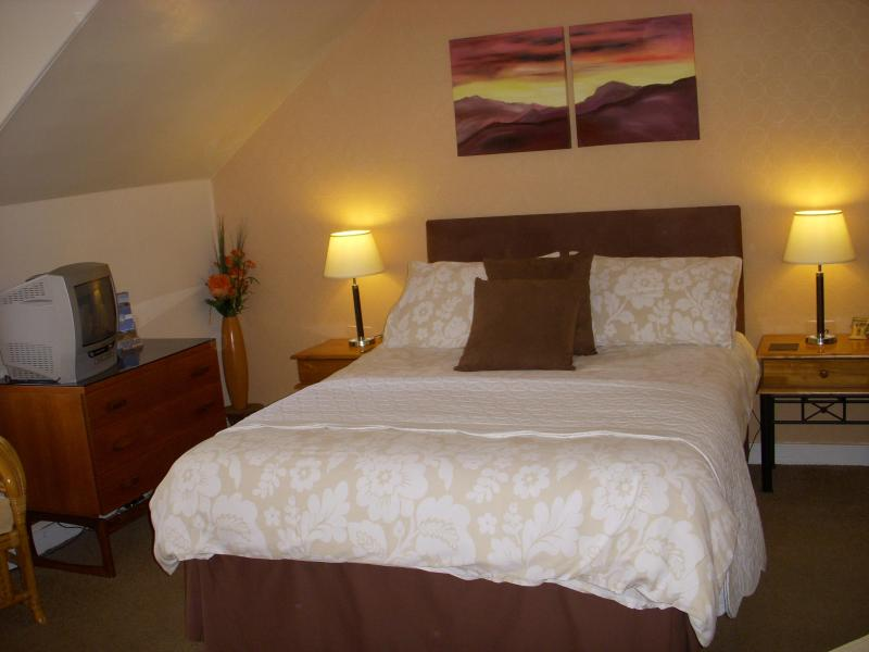 Double bedroom - Cameron Guest House/ Bed and Breakfast - Dundee - rentals