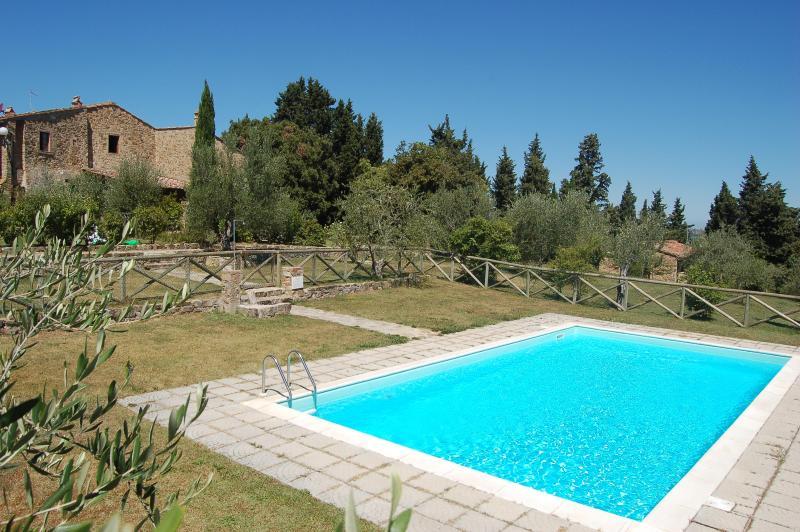 Casa Bonorli Apt BEATRICE - Image 1 - Barberino Val d'Elsa - rentals