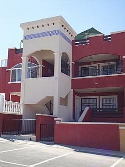 View of the apartment - Apartment, Los Altos, Nr Torrevieja, Costa Blanca - Torrevieja - rentals
