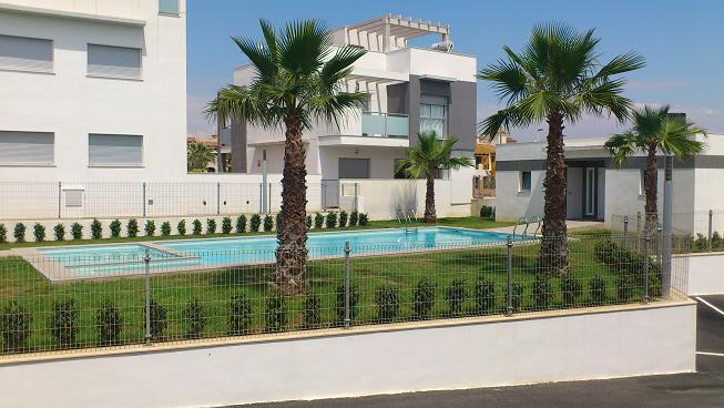 swimming pool - Apartment Inés, Punta Prima - Torrevieja - rentals