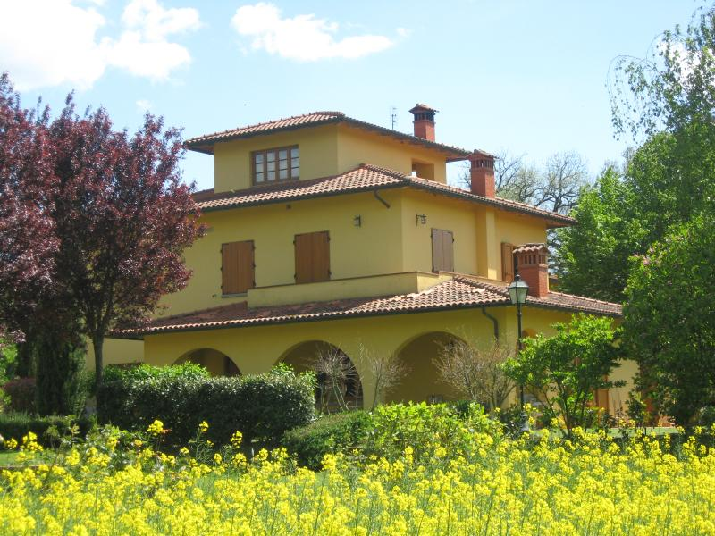 Relax at the gates of Chianti - Image 1 - Bucine - rentals