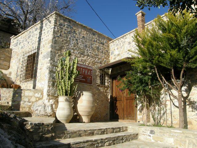 PASIPHAE ART COUNTRY  HOUSE - Image 1 - Ierapetra - rentals