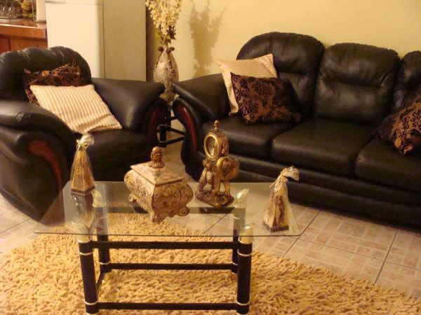 Apt 1 Living Room Area - Visitors Accommodation in Trinidad - Port of Spain - rentals