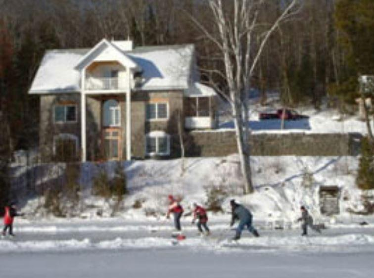 winter pleasure - chalet de prestige - Lac-aux-Sables - rentals