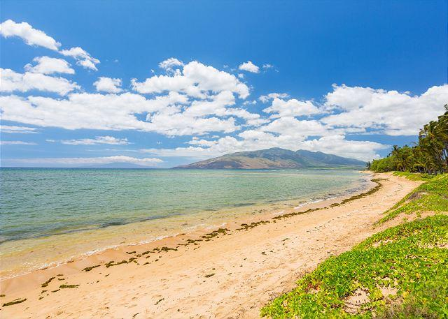 Waiohuli Beach Hale Steps From The Beach - Waiohuli Beach Hale 201 Remodeled 2/2 Oceanfront Condo Sleeps 4 - Kihei - rentals