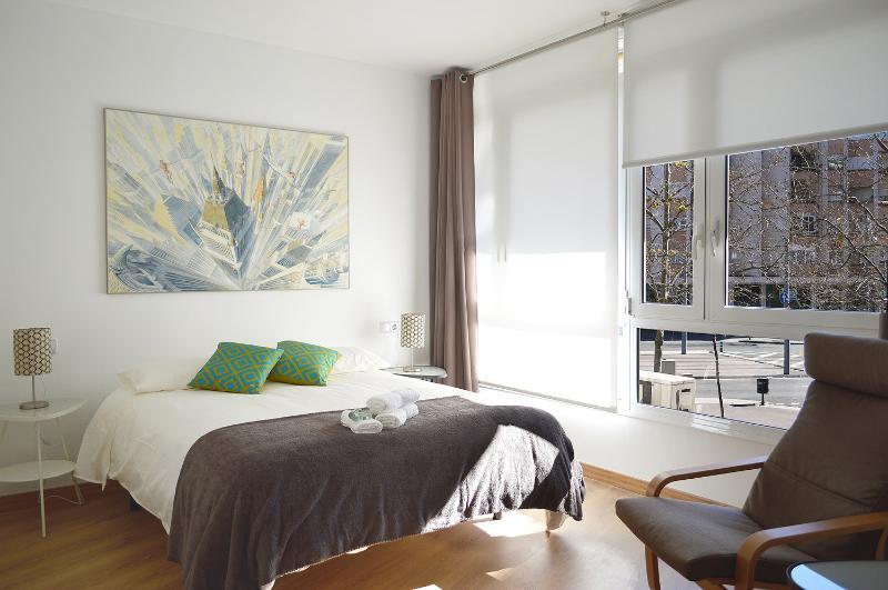Bedroom 1 - Ciudadela Park 1 - Barcelona - rentals