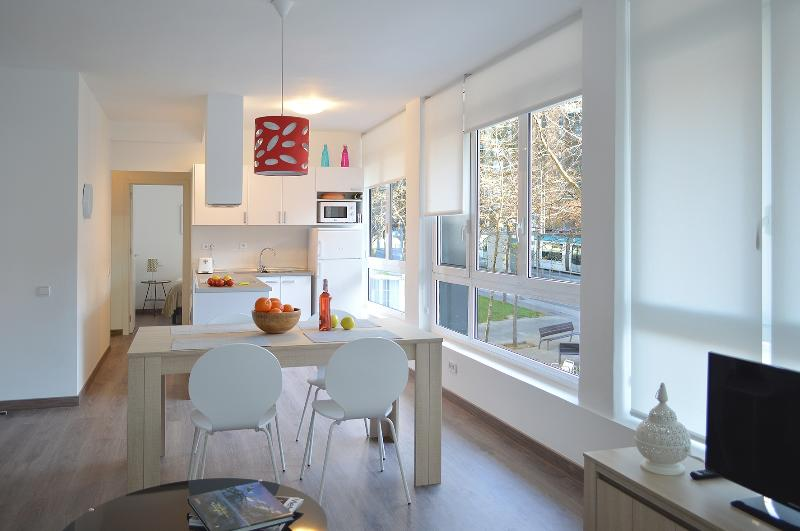 Dining Room - Ciudadela Park 2 - Barcelona - rentals