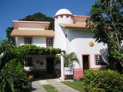 Front View of Casa - La Casa del Gecko - Perfect Location - Playa del Carmen - rentals