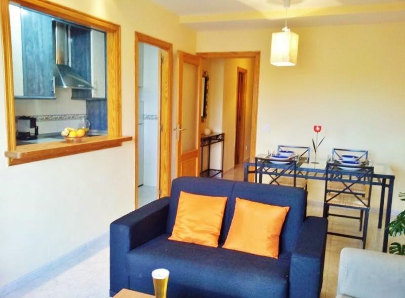 Living room - Inviting Holiday Apartment In Alcudia (Mallorca) - Alcudia - rentals
