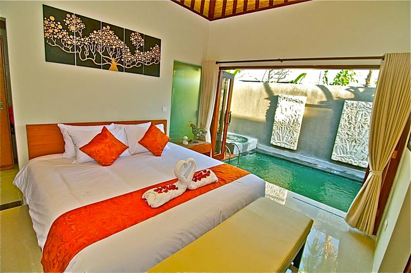 One Bedroom Villa with Private Pool and Jacuzzi - Romantic One Bedroom Villa with Private Pool & jac - Legian - rentals