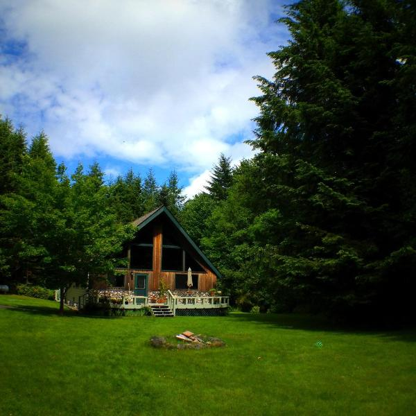 Springtime On Harstine Island - B & B Style Country Island Retreat, Quiet, 5 acres - Shelton - rentals