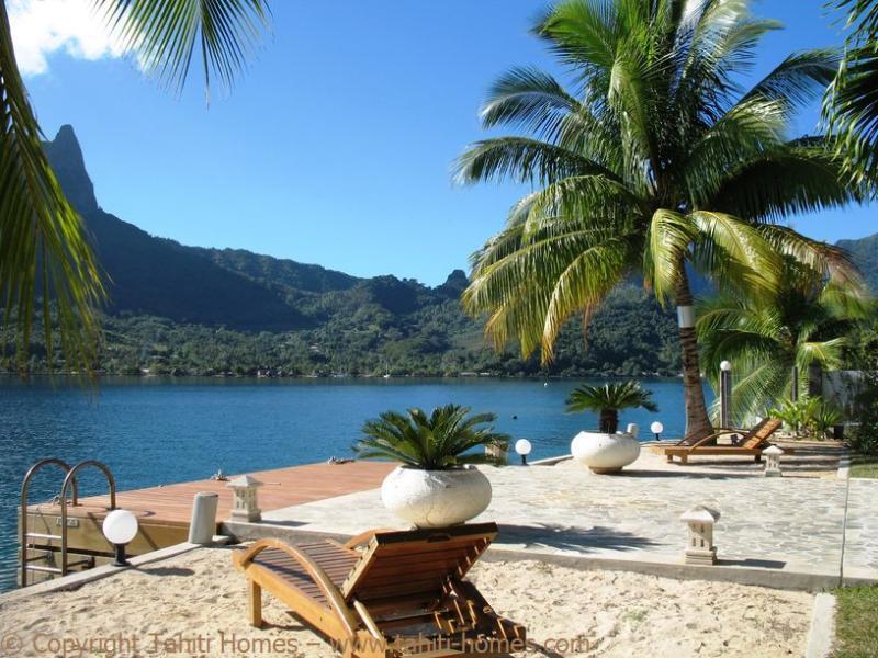 Villa Oramarama - Moorea - Image 1 - Moorea - rentals
