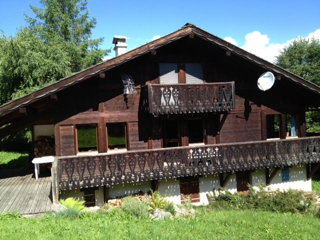 Chalet des Houches 3* - Chalet in Les Houches Mont-Blanc 3* - Les Houches - rentals