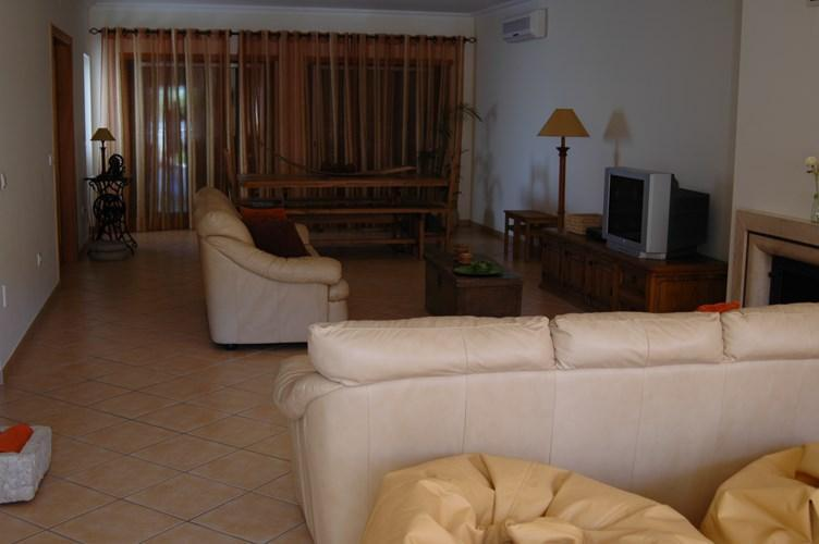 Villa for rent only 500 meters from the beach - Image 1 - Burgau - rentals