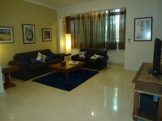 Open living room - Ipanema Beach, Rio de Janeiro - Beautiful apartment - Great Location - Rio de Janeiro - rentals