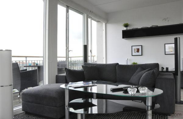 Islands Brygge - Nice View 8th Floor - 427 - Image 1 - Copenhagen - rentals