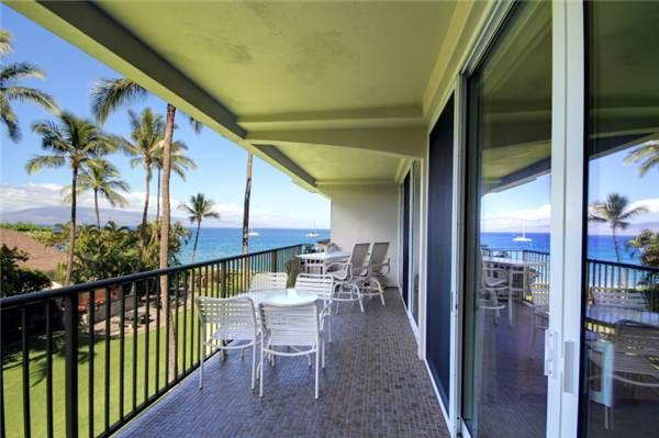 Whaler #357 Ocean View - Image 1 - Lahaina - rentals