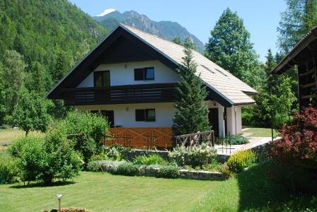 Holiday House Trata - Apt 1 - Spacious apt (95 m2) - Image 1 - Kranjska Gora - rentals