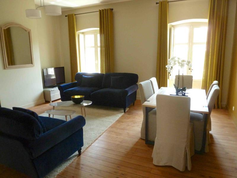 Livingroom - Prestige furnished T3 in Bordeaux - Bordeaux - rentals