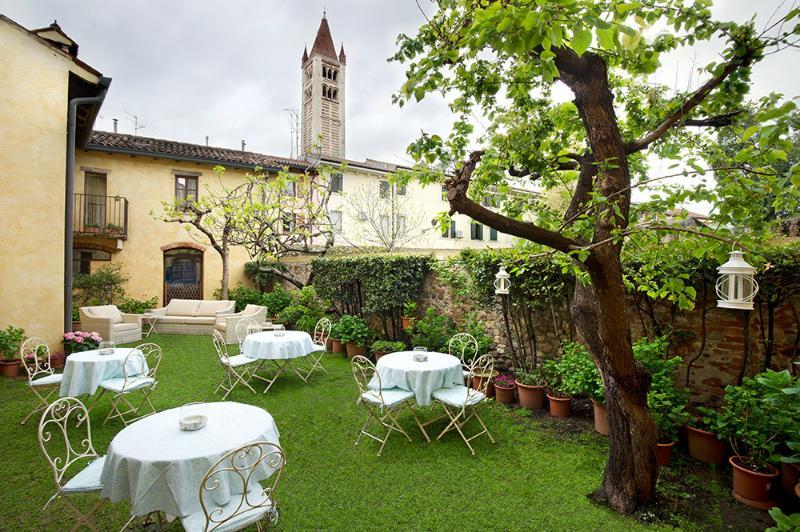 Garden - Relais dell'Abbazia - Verona - rentals