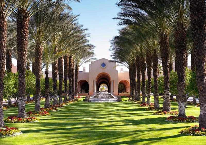 exterior entrance - Xmas at Westin Mission Hills Villas-Rancho Mirage - Rancho Mirage - rentals