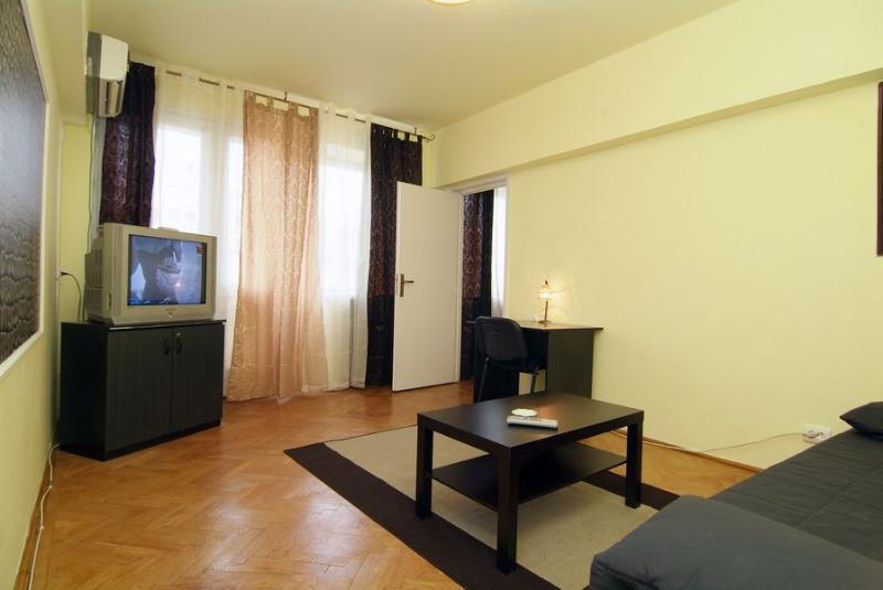 Eva Apartment Classic Style one bedroom Bucharest - Image 1 - Bucharest - rentals