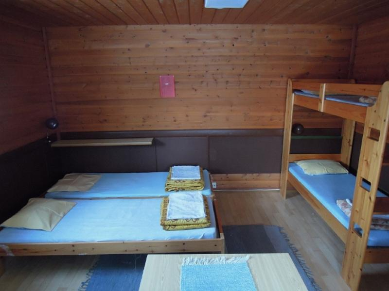 Cabin for 4 persons (inside) - Cabin (for 4 persons) - Ivalo - rentals