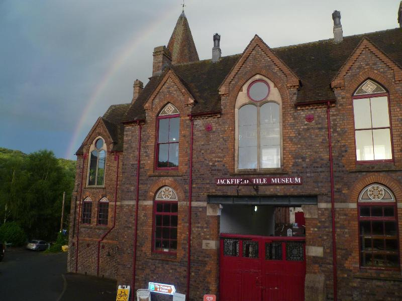 Jackfield Tile Museum opposite - Property in a World Heritage Site - Jackfield - rentals
