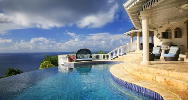 Anantha Asmani - Ideal for Couples and Families, Beautiful Pool and Beach - Image 1 - Cap Estate - rentals