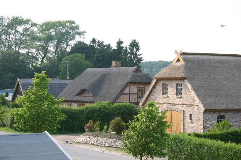 Landhaus Scheune - Landhaus Scheune, Ferienwohnung Steuerbord - Thesenvitz - rentals