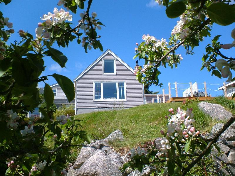back of house - Executive Oceanside Cottage Near Halifax - Halifax - rentals