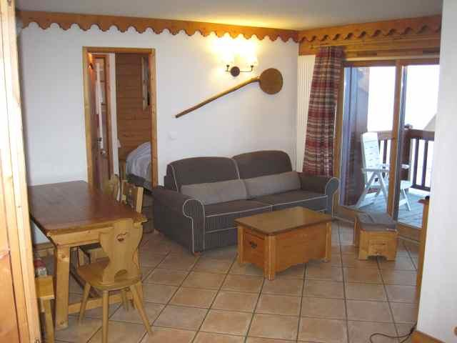 Lounge - 6 person ski apartment in Val Claret, Tignes. Sle - Tignes - rentals