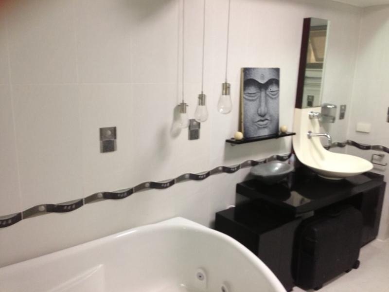 Bath - LONG TERM RENTAL SUITE ROOM APT. - Makati - rentals