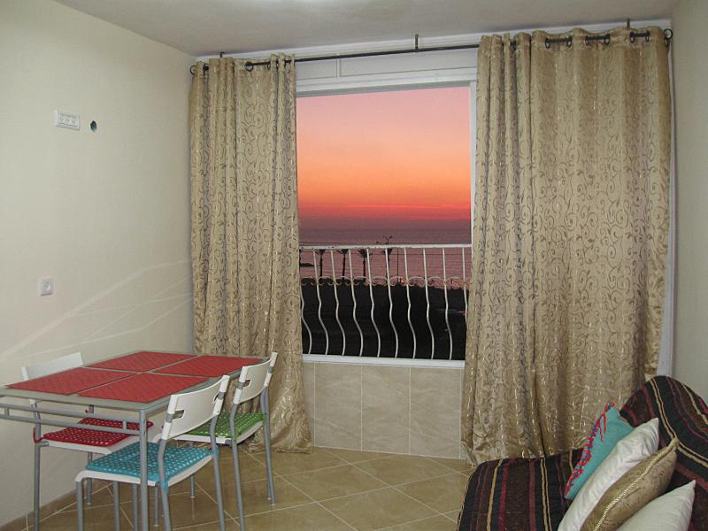Haifa Amazing Ocean View Vacation Apartment - Image 1 - Haifa - rentals