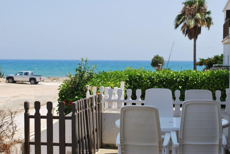 Sea Front House, Cosy for Family - Image 1 - Larnaca District - rentals