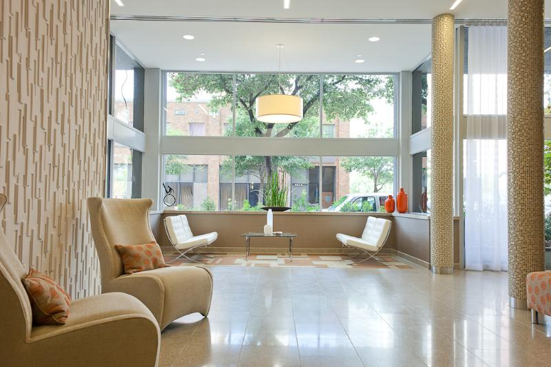 Lobby - Houston Hotel Alternative • Downtown Sky Apt 1404 - Houston - rentals