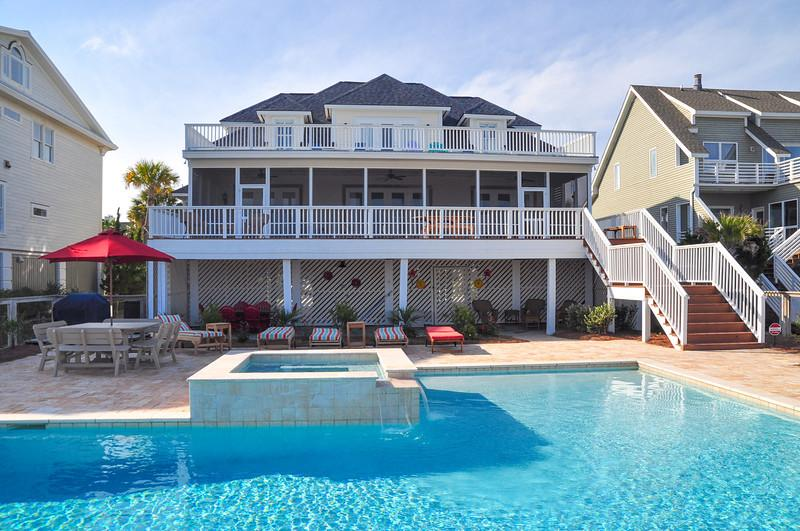 Beautiful Pool Area - 25% Discount for 4-7 nts Now Thru 4/20/2016!! - Isle of Palms - rentals