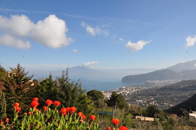 Panorama from Casa Gaia - SPECIAL OFFERS SPRING  B&B Casa Gaia S - Sorrento - rentals