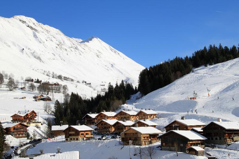 Chinaillon ski resort - Apartment with amazing views, centre of ski resort - Le Grand-Bornand - rentals