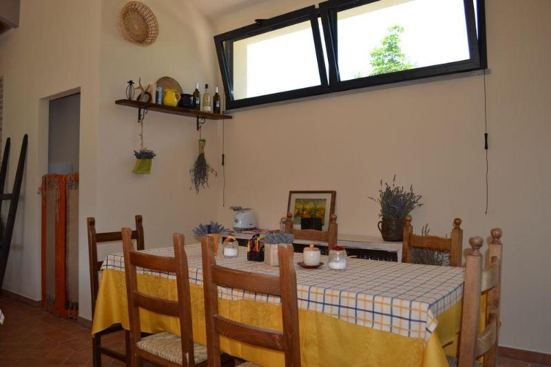 breakfast room - Warmth and relax in a umbrian country house - Umbertide - rentals