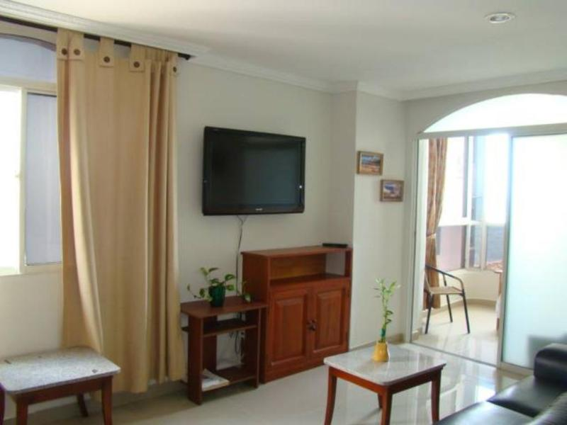 Living Room with View to Ocean - Life is better on the beach! - Cartagena - rentals