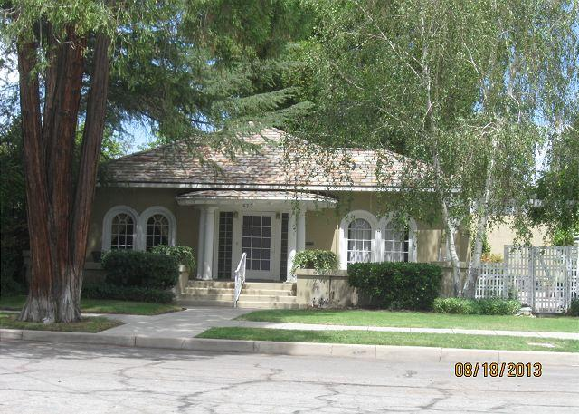 Street View Jany House Downtown Paso Robles - Jany House Updated Historic Home in Downtown Paso Robles - Paso Robles - rentals