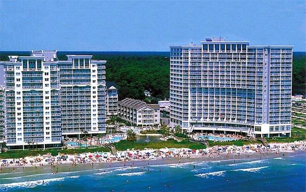 The Sea Watch Towers - Oceanfront 1BR Sea Watch, pools/lazy river/more! - Myrtle Beach - rentals