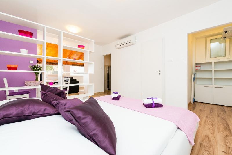 Bedroom - Apartment Gravosa - Dubrovnik - rentals