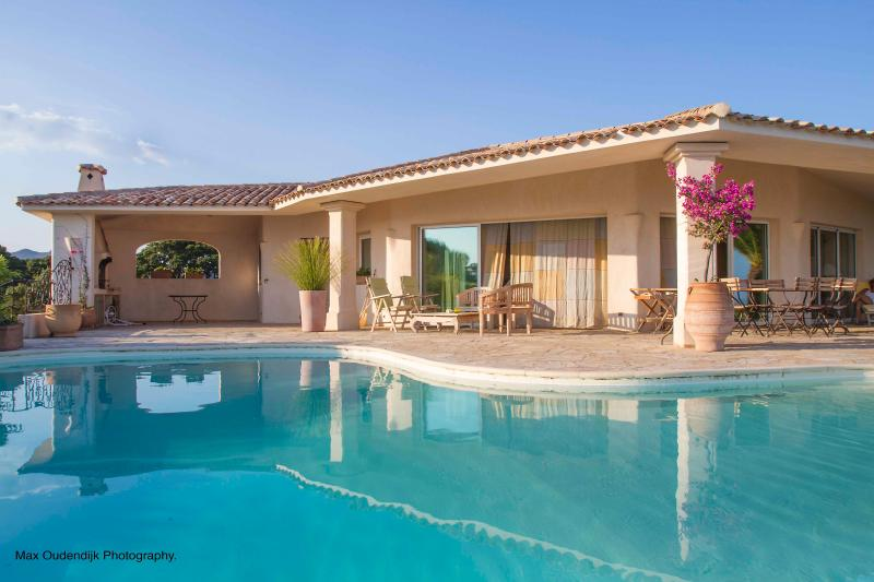 Villa Pinarellu - Luxury villa & pool 12 P South Corsica beach 500 mtr - Luxury villa & pool 12 P South Corsica beach 500 mtr - Sainte Lucie De Porto Vecchio - rentals