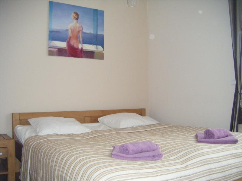 Kingsize bedroom - Holiday apartment in Krakow - Krakow - rentals