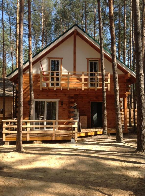 Log home cabins in recreation area - Image 1 - Pirnove - rentals