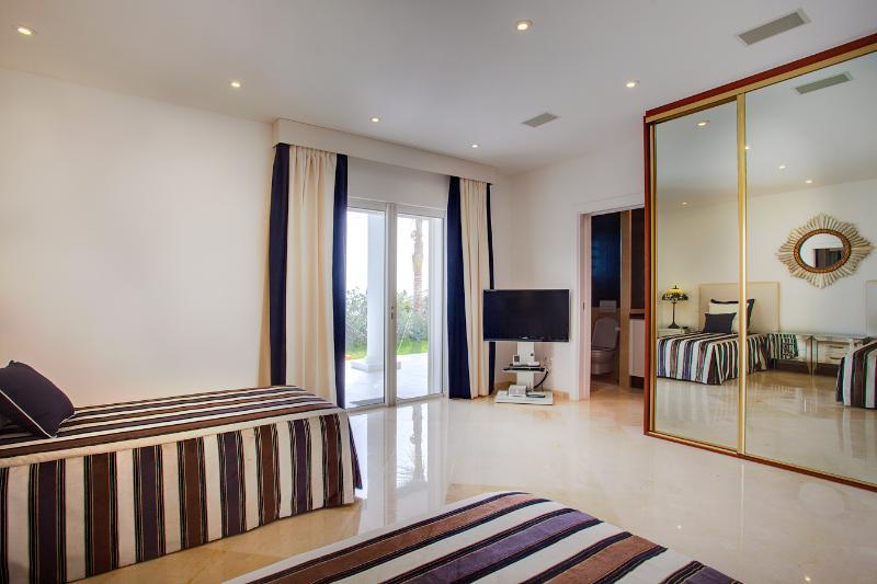 Villa St Barts Ocean View 6 bedrooms secured area - Image 1 - Petit Cul de Sac - rentals