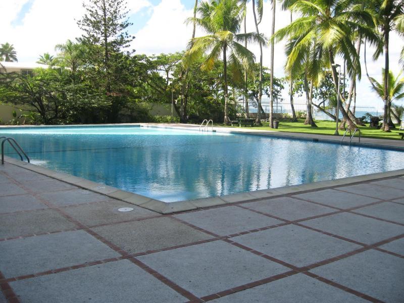 our beach - Beautiful beachfront Condo - San Juan - rentals
