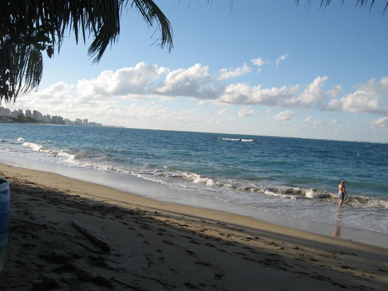 beach - Beautiful beachfront Condo - San Juan - rentals